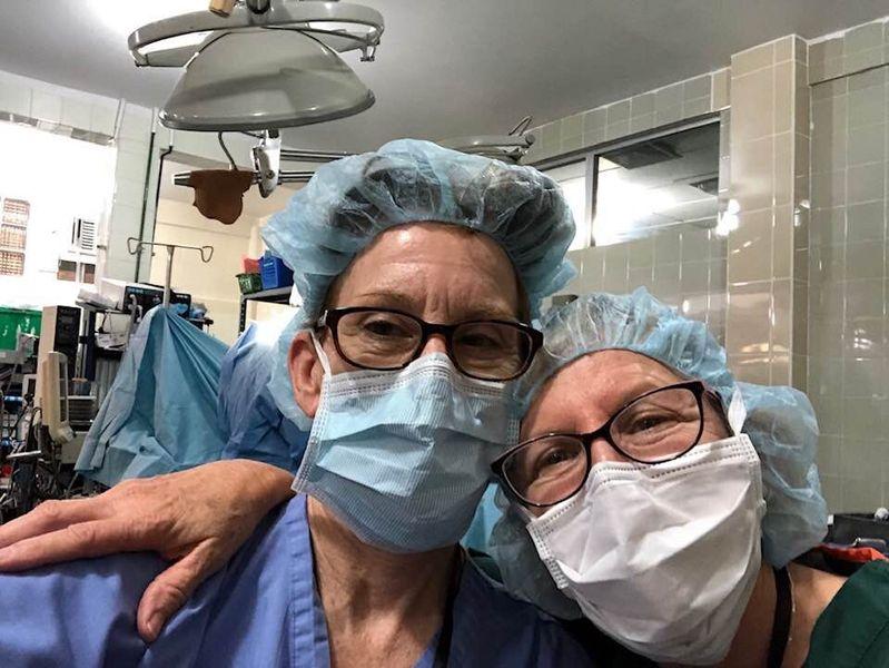 Hospital de la Familia Foundation operating room