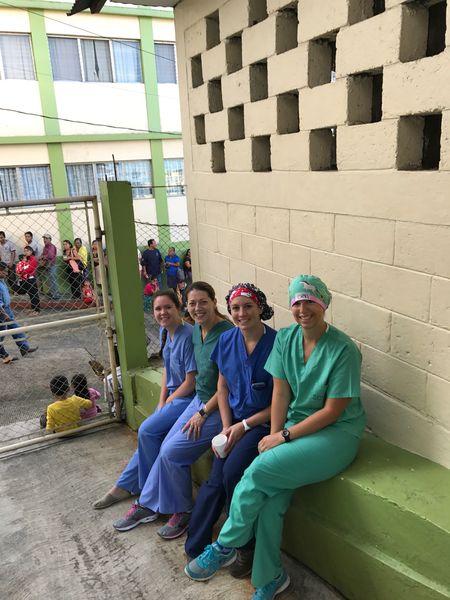 Hospital de la Familia Foundation pre-clinic