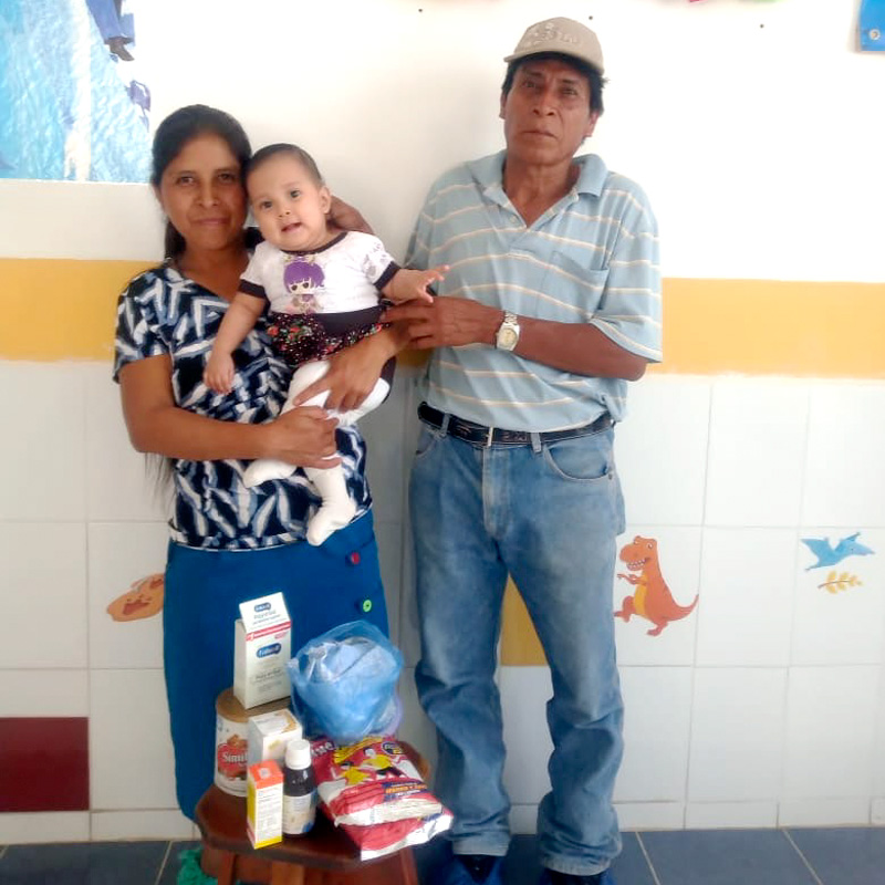 Hospital de la Familia Foundation little bertita
